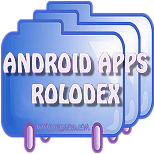 Android Apps Rolodex
